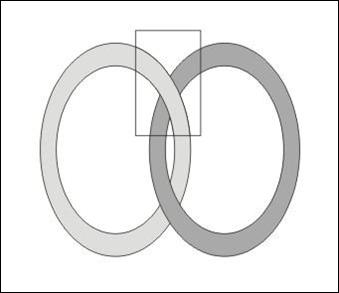 Membuat Logo dengan corel Draw / Rantai Berkait dengan Corel Draw