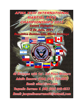 23rd AFMA TOURNAMENT FLYER