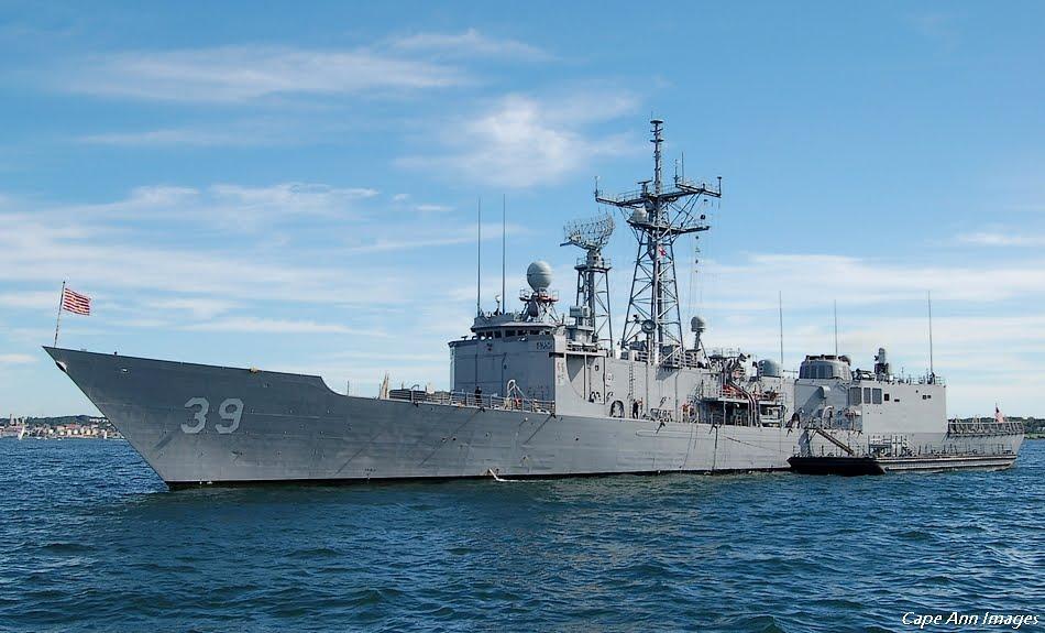 ¿Como creen que debería ser la Armada Argentina? USS+Doyle