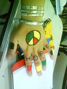 PEACE&LOVE♥