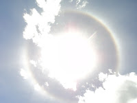 matahari bercincin