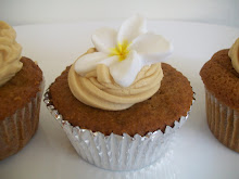Coffee & Walnut Cup Cakes