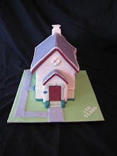 The Courthouse Cake