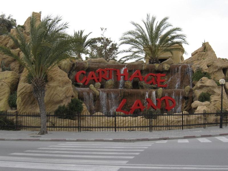 Carthage Land, a theme park in Hammamet