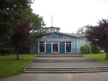 UCD Belfield campus church