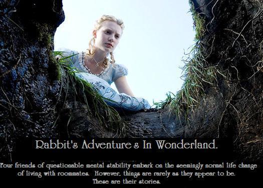 Rabbit's Adventures in Wonderland