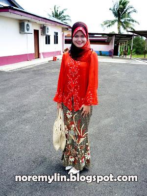 Jenis Baju : Kebaya Indonesia kot sbb kainnyer mcm Made in Indonesia