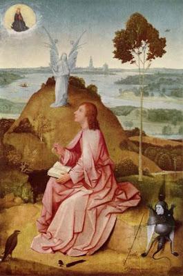 Hiëronymus Bosch: Johannes van Patmos