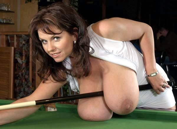 ruw Pools enorme borsten