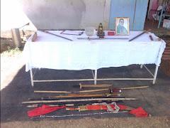 2do Retiro en Sabana Larga de La Escuela de Kung Fu Shaolin Chuan Fa (Camatagua)
