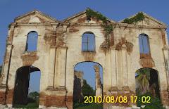 Ruinas de la Iglesia de Carmen de Cura