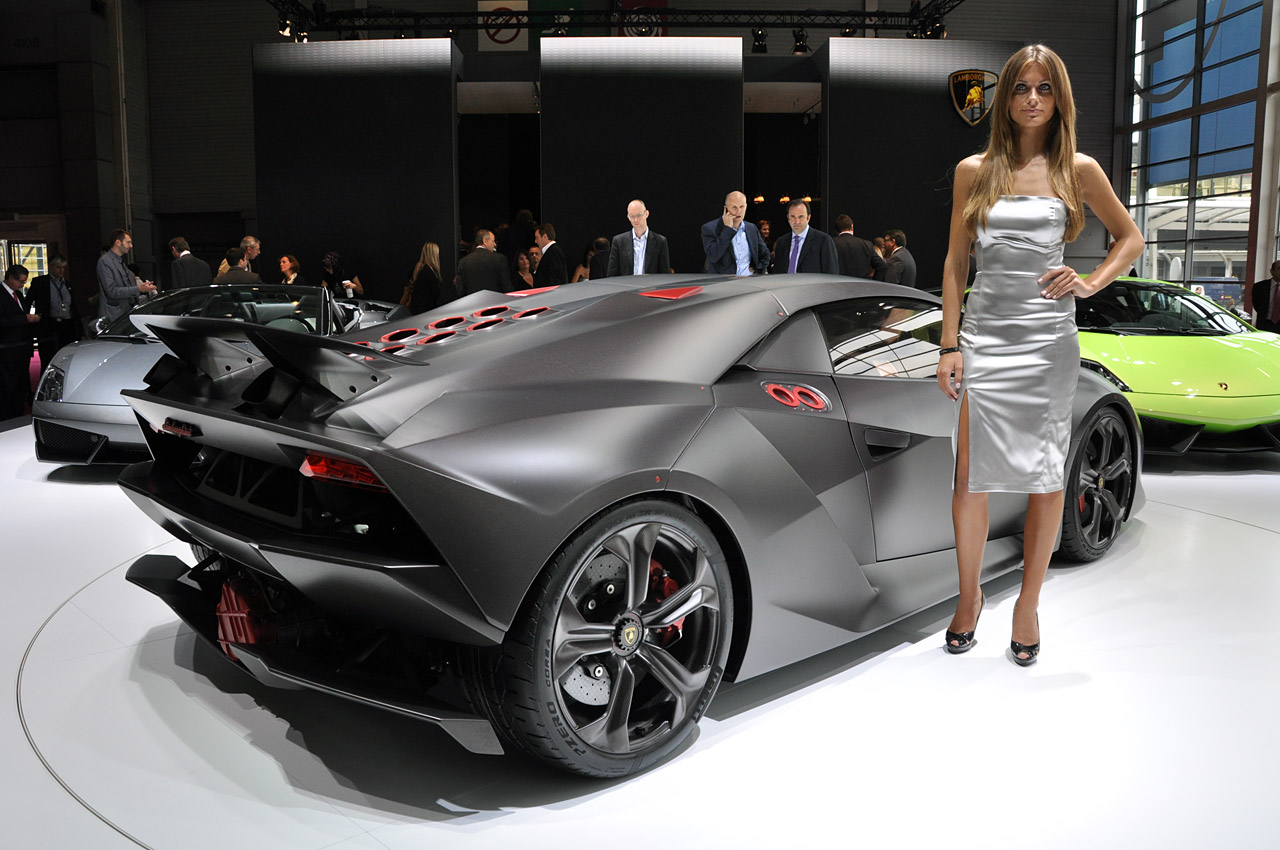 Lamborghini Sesto Elemento Approved For Limited Production Autos