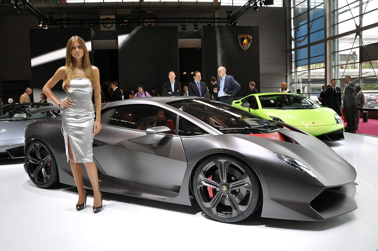 Lamborghini Sesto Elemento Approved For Limited Production