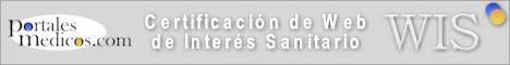 Acreditación WIS  de PortalesMedicos.com