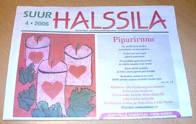 Suur-Halssila -lehti