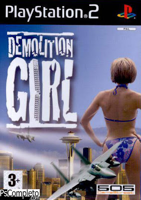 Torrent Super Compactado Demolition Girl PS2