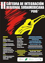 II Cátedra Sudamericana 2009