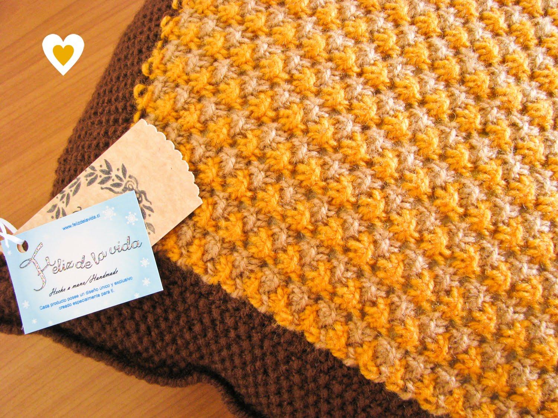 Feliz de la vida cojines de lana - Cojines de lana ...