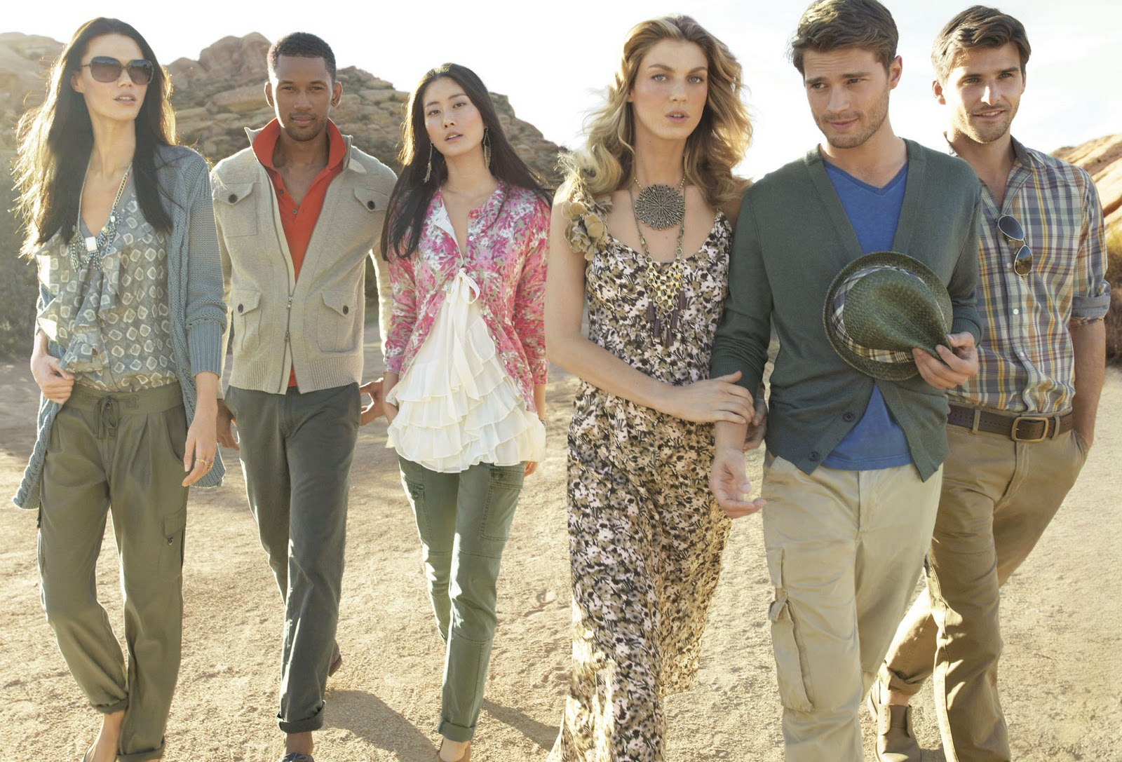 Banana Republic Creates Spring 2011 Campaign Film