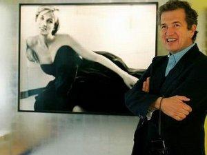 Mario testino celebrity portraits made