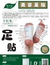 FOOT DETOX PATCH