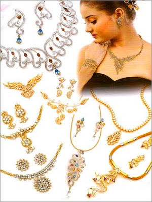 Diamond jewellery models Wallpaper And Photos