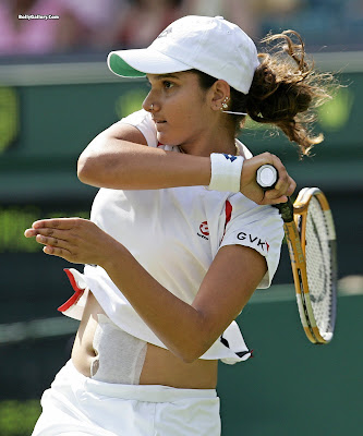 Sania Mirza Enters Second Round Of ASB Classic
