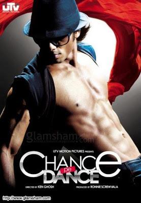 Shahid Kapoor In Chance Pe Dance Wallpaper