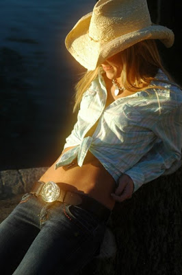 Beautiful Cowgirls