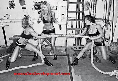 American Girls Fitness Secret