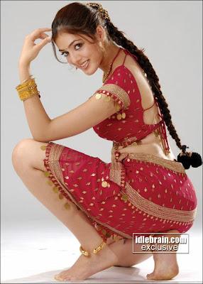 Indian Cute Model