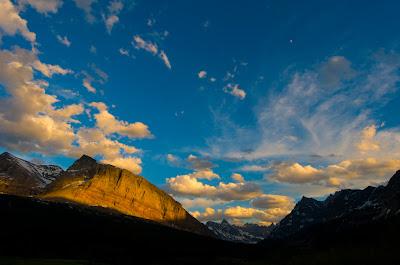 100 days in Glacier National Park