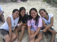 Tingko Beach, Alcoy, Cebu, Philippines - Smiles