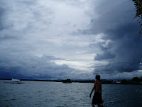Cebu Marine Beach Resort,  Mactan Island, Cebu, Philippines - Scenic Walk in the Afternoon