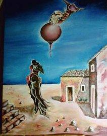surrealism paesa