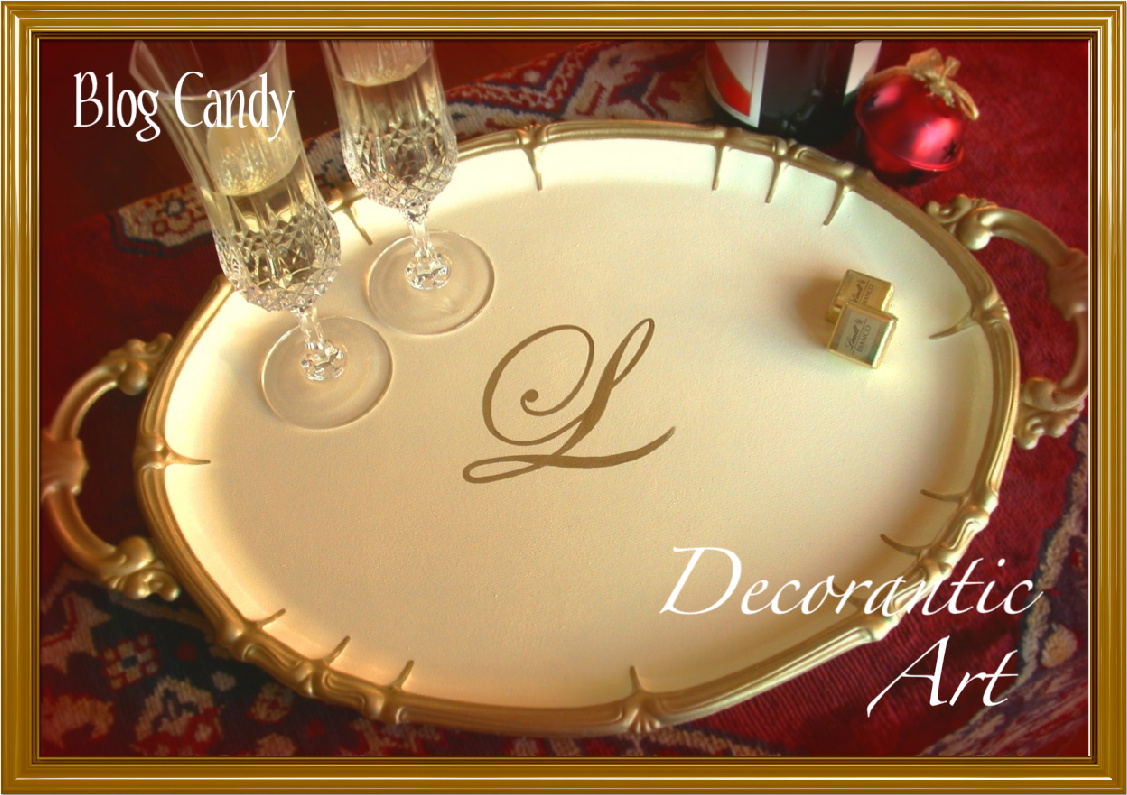 Blog Candy di... Decorantic Art