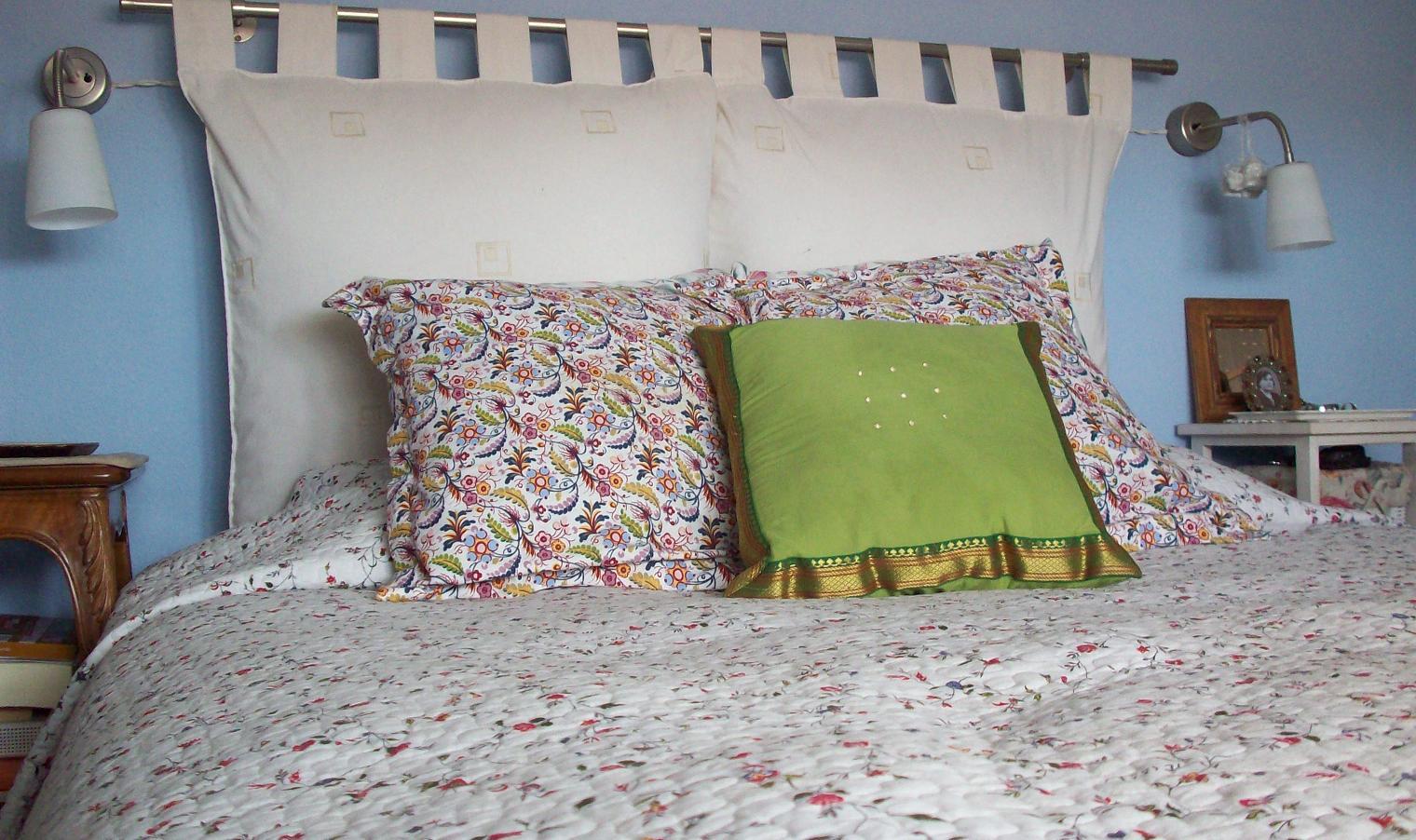 Site cabecero de madera - Como hacer un cabecero de cama economico ...