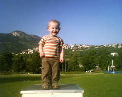 Mio piccolo Nasrallah atleta.