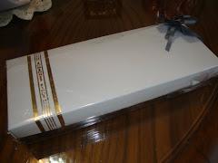 Caja de 1/4 kilo de Bombones