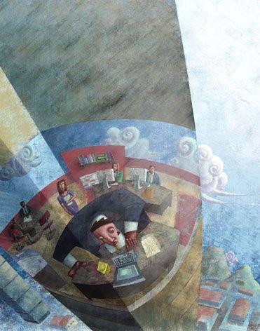 Oficinas, Revista Obras/Expansión