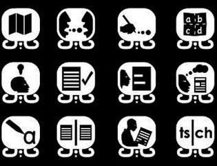 Iconografía para módulos maya