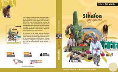Forros El Sinaloa que quiero, INEA.