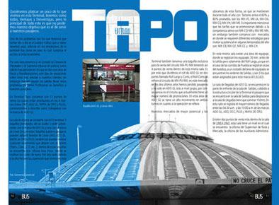 Termnal TAPO, Revista EnBUS 79