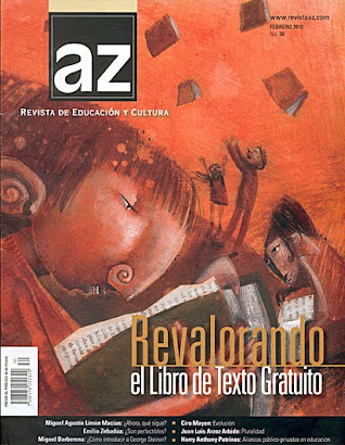 Revista Az, febrero 2010.