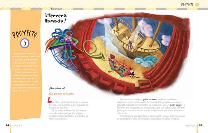 Español Primaria 5. Ed. Trillas