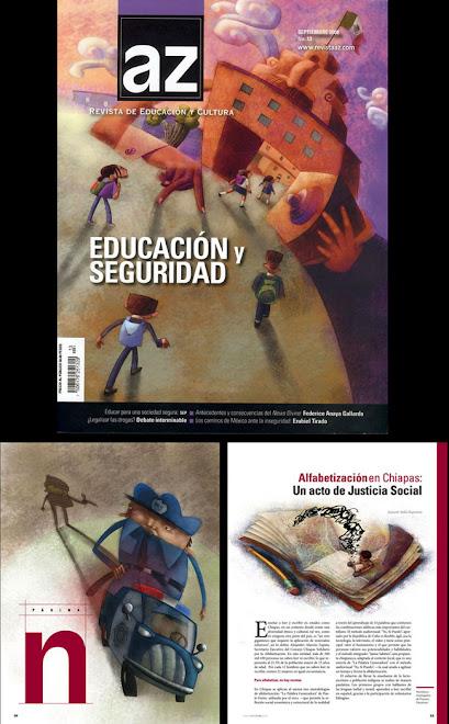 Revista AZ septiembre