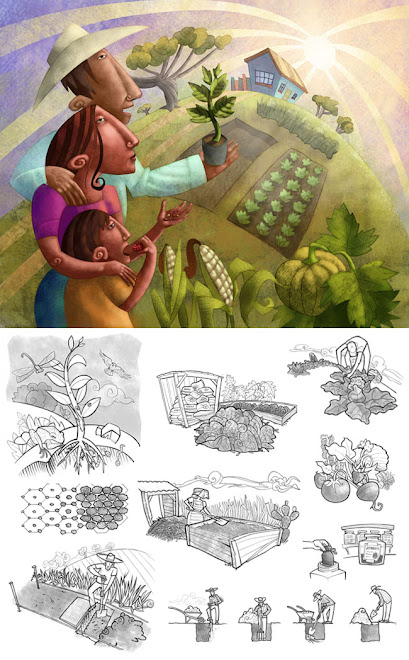 Manual de huerto biointensivo, CECADESU-SEMARNAT