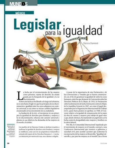 Revista AZ, marzo