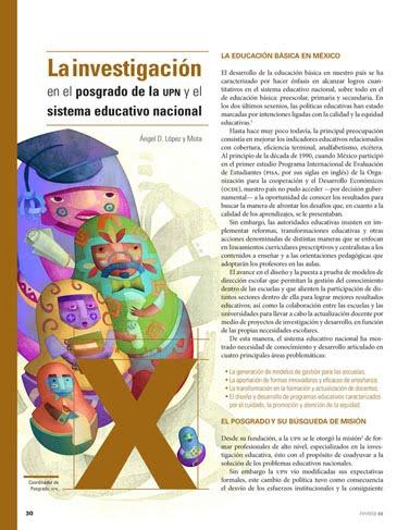 Revista Az, septiembre