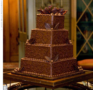 Images Of Big Chocolate Cake : 100 Days Of Bridal Bliss: Some cakes I have been looking at